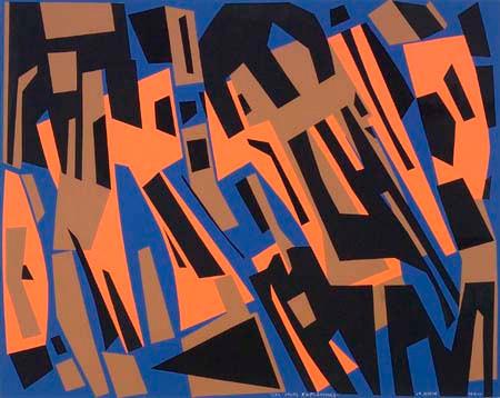Jean-Paul Jérôme, Les Murs enflammés, 2000