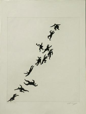 Moe Reinblatt, Snow Hill, 1972