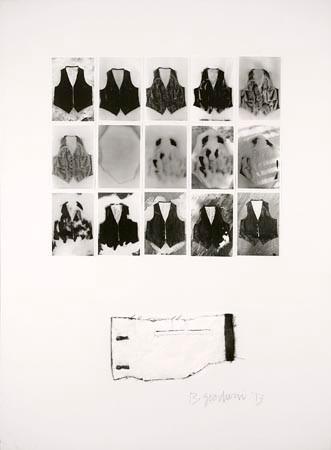 Betty Goodwin, 16 jours consécutifs, 1973