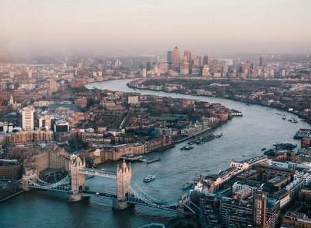 Top 5 Places To Run In London