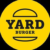 Yard Burger_Logo_Black wYellow Circle.pn