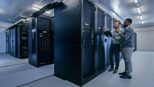 Gaichu Data Center Move