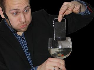 Tryllekunstner og komiker i Bergen