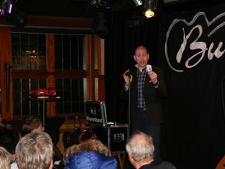 Tryllekunstner og komiker i Oslo