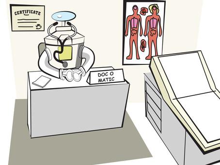 Health Insurance – Let Robots Help You Through April 1st