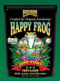 happy frog jump start fertilizer