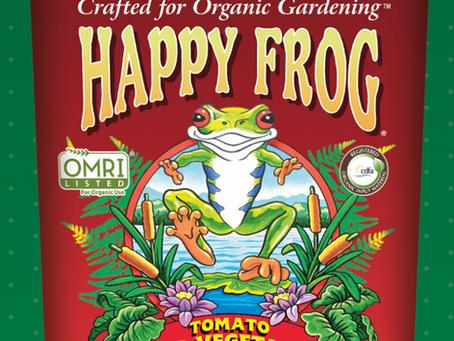 HAPPY FROG® TOMATO & VEGETABLE