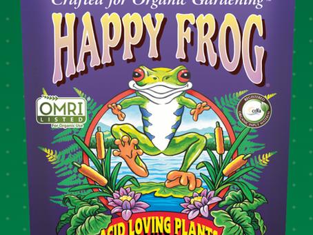 HAPPY FROG® ACID LOVING PLANTS FERTILIZER