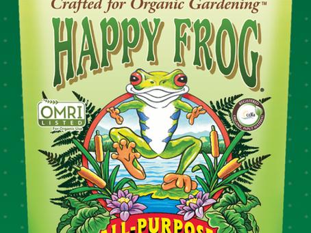 HAPPY FROG® ALL-PURPOSE FERTILIZER