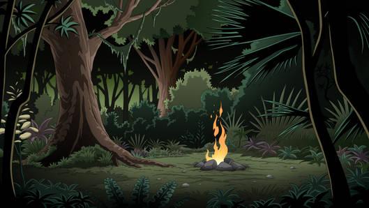 Jungle Camp (Day)