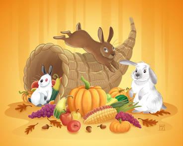 Hoppy Thanksgiving