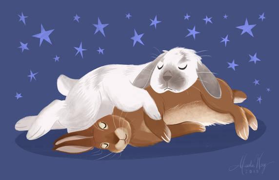 Sleeping Snugglers