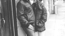 Dina and Oscar love story