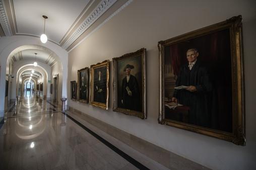 A hall.