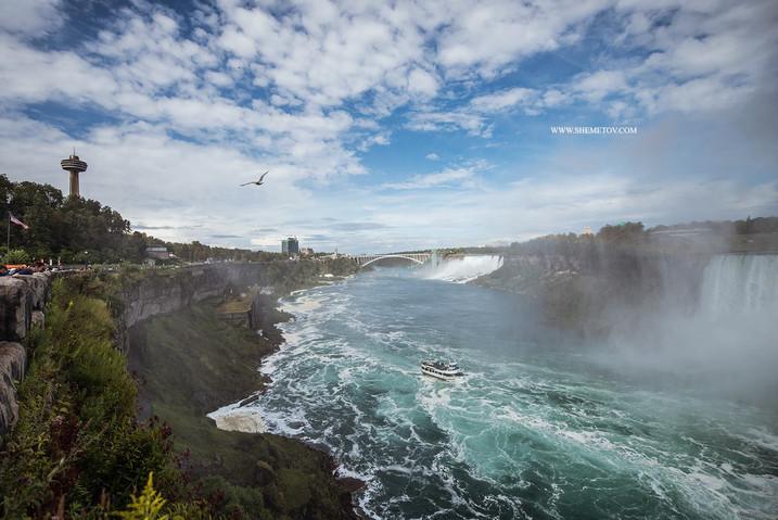 Niagara view