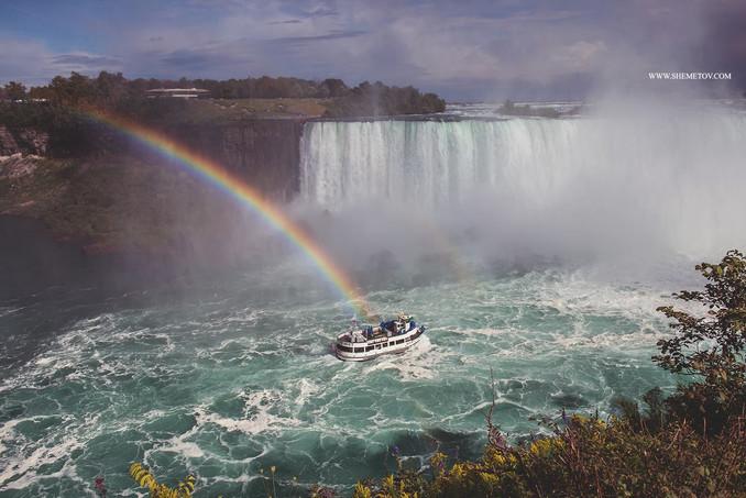 Rainbow Ship