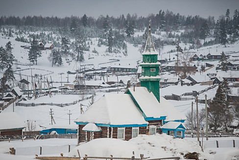 Russia, country side, muslim temple, snow, winter, cold.jpg