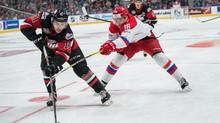 2016 CIBC Canada Russia Series