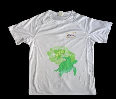 T-shirt_100% Coton_Tortue 974