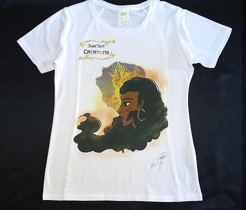 T-shirt_100% coton_Métiss