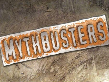 WAXING MYTHBUSTERS!