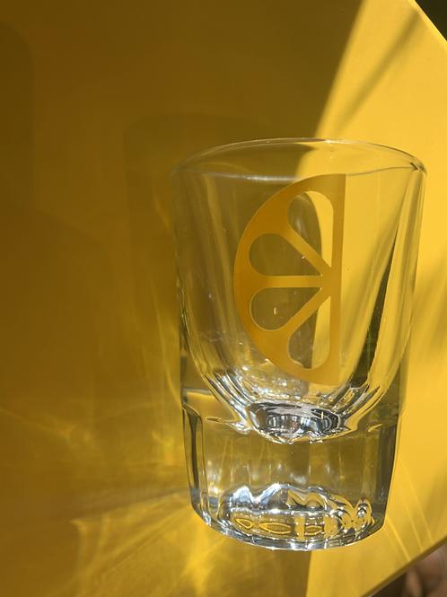 LEMON UP Shot Glass