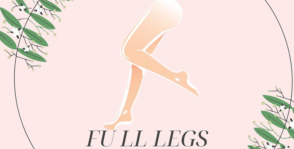 Full Legs Xmas Sales(Free:Skin Peel/HydraFacial X 1)