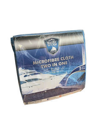 Scholl Concepts Marine Microfiber Towel 5pk