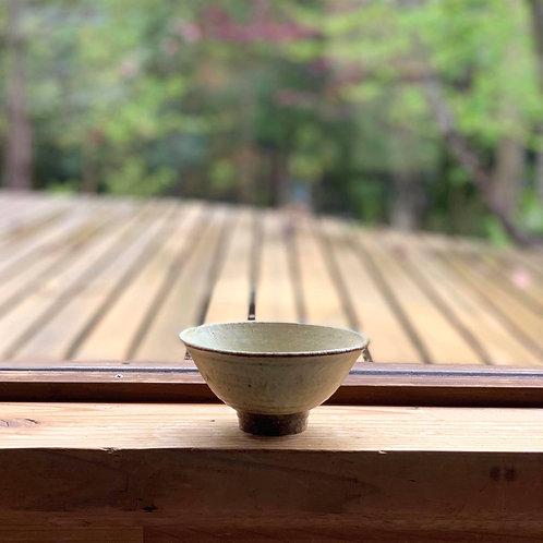 佐藤敬さんの益子焼ごはん茶碗