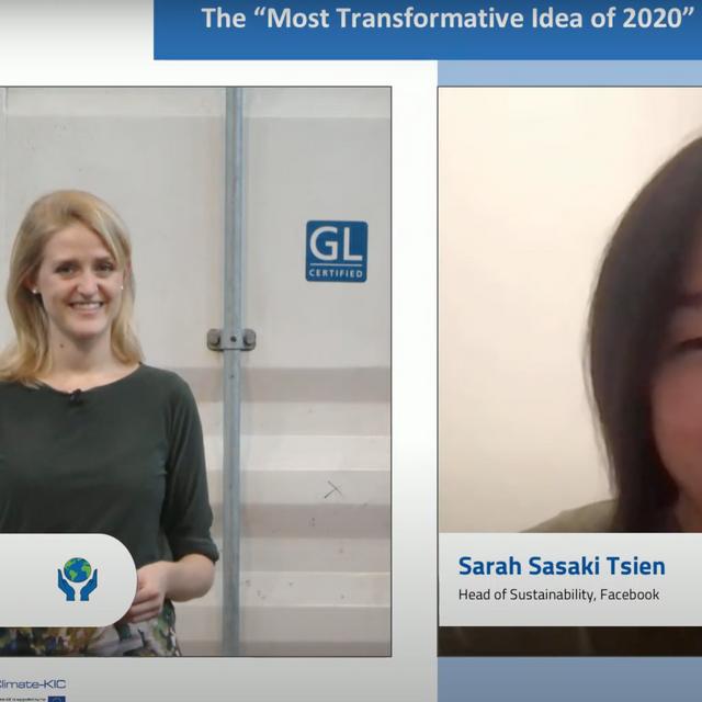 Interview mit Sarah Sasaki Tsien