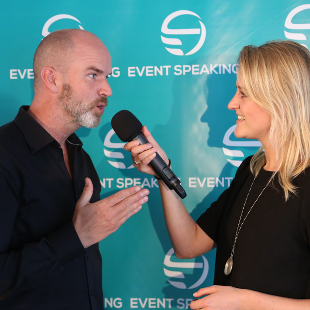 Interview @Event Speaking