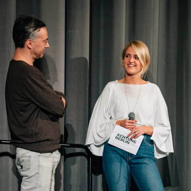 Q&A @achtung berlin filmfestival