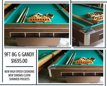 Tomstablespool Tables GALLERY - Pool table pocket shims