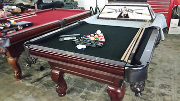 Tomstablespool Tables GALLERY - Winners choice pool table
