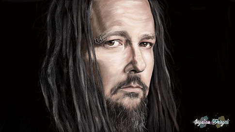 Jonathan Davis - Digital Painting