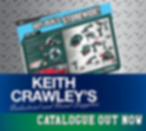 Keith Crawley's Catalogue Out Now