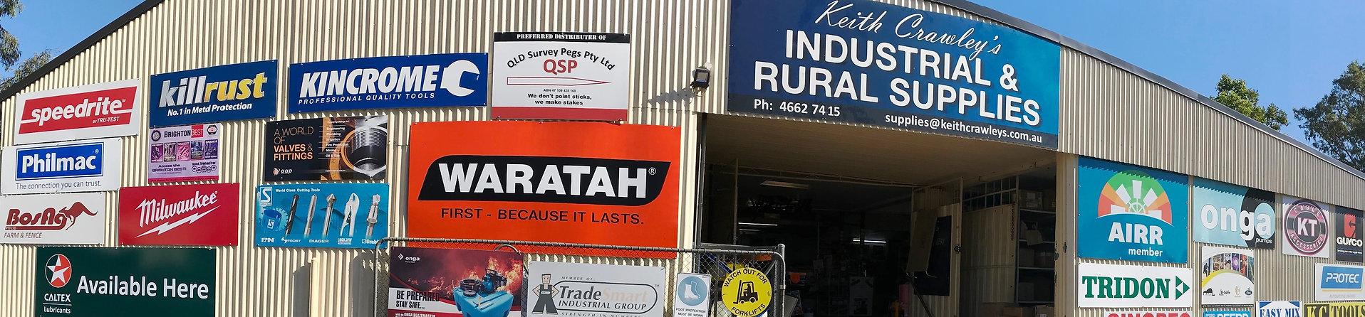 Keith Crawley Industrial & Rural Supplies