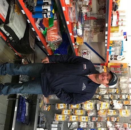Keith Crawley's Customer Service Team