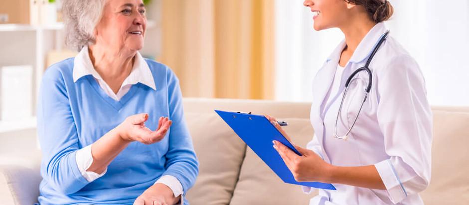 Consultório independente e atendimento Home Care realizado por Farmacêuticos