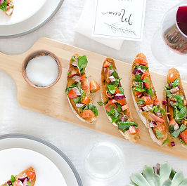 Thumbnail Image of and Vegan Italin dinner party