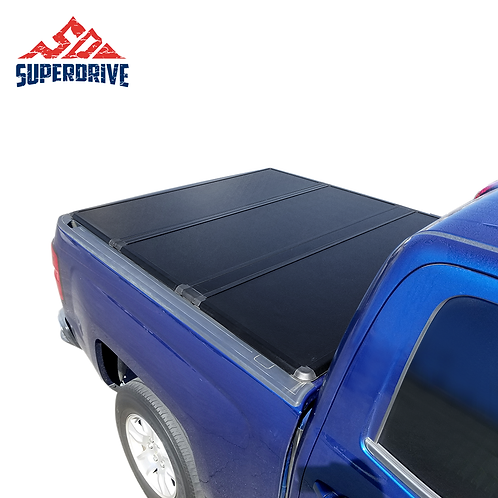 Tri-Fold Hard Tonneau Cover Fits 94-01 DODGE RAM 1500 6.5 Ft Bed