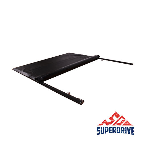 SuperDrive RT Premium Roll-Up Tonneau Cover