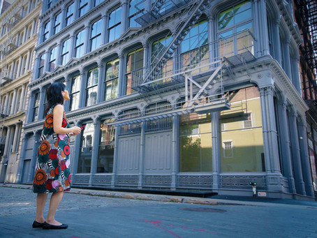 How SoHo's Memory-Keeper Preserves the History of the Neighborhood for Future Generations.