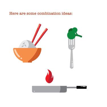 Icon Combinations