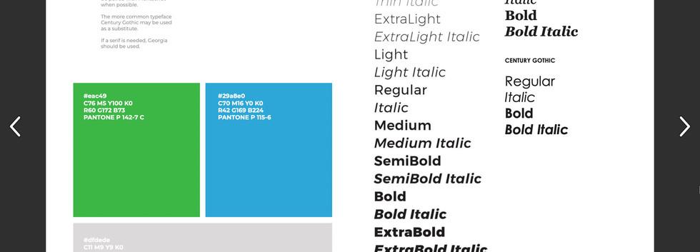 Visual Guidelines Movie