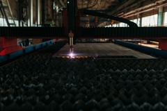В Сургутском районе запустили цех по производству труб для нефтегазовой отрасли