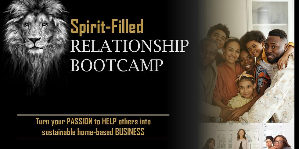 Spirit-Filled Relationship Bootcamp