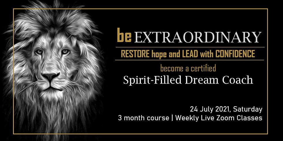 Spirit-Filled Dream Coach: Course