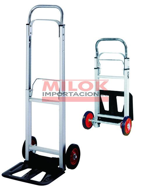 Carro Plegable De Aluminio 120 Kilos