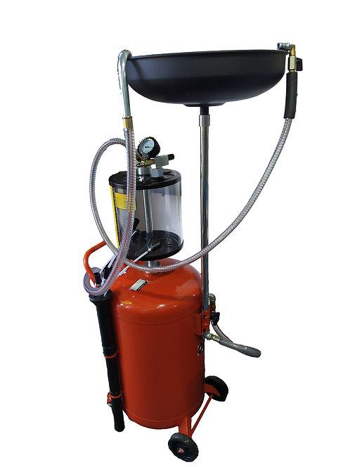 Extractora Neumática De Aceite Y Fluidos